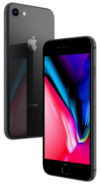 Apple iPhone 8 space grau 64 GB