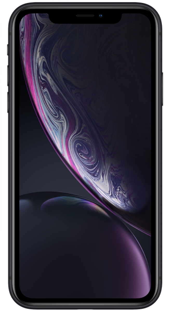 Apple iPhone XR schwarz 64 GB