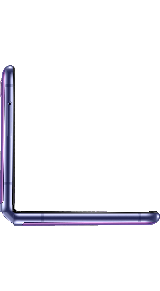 Samsung Galaxy Z Flip Mirror Purple