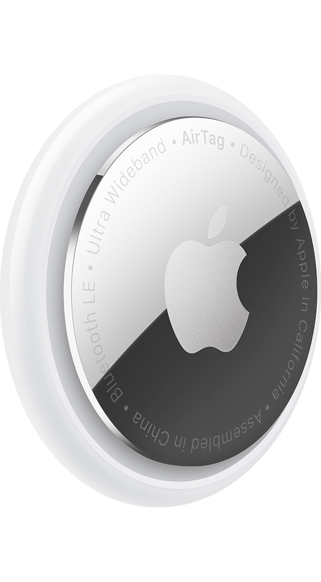 Apple AirTag 4er Pack